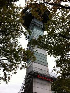Tower at Vaalserberg